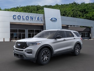 New 2020 Ford Explorer ST SUV in Danbury, CT