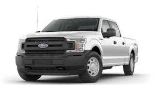 2019 Ford F-150 XL XL 4WD SuperCrew 6.5 Box