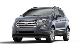 New 2020 Ford EcoSport SE SUV in Christiansburg, VA