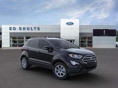 New 2020 Ford EcoSport SE SUV in Jamestown, NY
