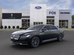 New 2020 Lincoln Continental Reserve Sedan in Traverse City, MI