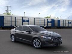 New 2020 Ford Fusion SE Sedan Nashua, NH