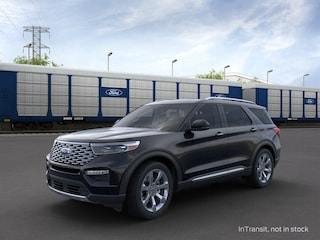 New 2021 Ford Explorer Platinum SUV in Danbury, CT