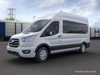 2020 Ford Transit-350 Passenger XLT Wagon High Roof Van