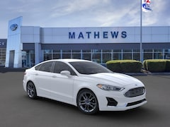 2020 Ford Fusion SEL Sedan 3FA6P0CD6LR205143