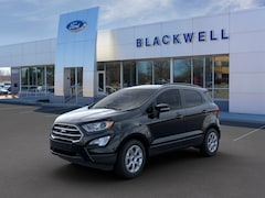 New 2019 Ford EcoSport SE Crossover for sale in Plymouth, MI