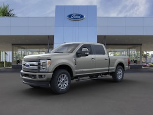 2019 Ford F-250SD Limited Truck