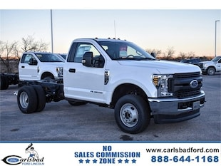 2019 Ford F-350 Chassis F-350 XL Truck Regular Cab