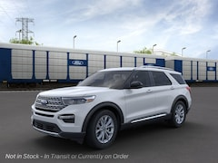 New 2021 Ford Explorer Limited SUV For Sale in West Chester, PA