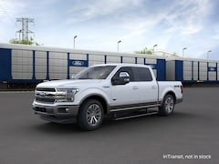 New 2020 Ford F-150 King Ranch Truck SuperCrew Cab Monroeville, PA