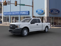 New 2020 Ford F-150 XL Truck for Sale in Butler, PA