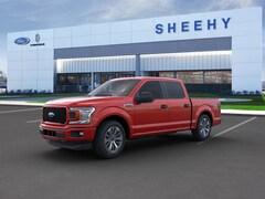 New 2019 Ford F-150 STX Truck SuperCrew Cab for sale near you in Richmond, VA