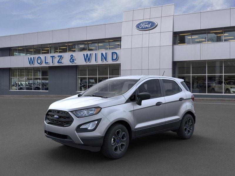 2021 Ford EcoSport SUV