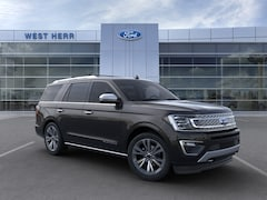 New 2021 Ford Expedition Platinum SUV FRX210272 in Getzville, NY