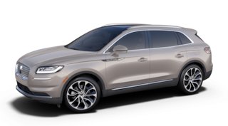 New 2021 Lincoln Nautilus Reserve Crossover For Sale Near Minneapolis, MN