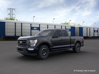 2021 Ford F-150 XLT 4WD Supercab 6.5 Box Truck