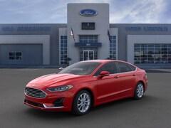 New 2020 Ford Fusion Hybrid SEL Sedan for sale in Yuma, AZ