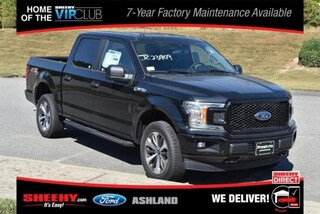 New 2019 Ford F-150 STX Truck SuperCrew Cab for sale near you in Ashland, VA