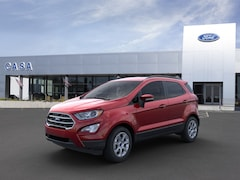 New 2021 Ford EcoSport SE Crossover 210289 in El Paso, TX