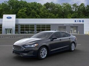2020 Ford Fusion SE Sedan 3FA6P0HD9LR258279
