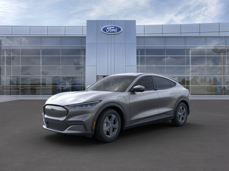 2021 Ford Mustang Mach-E Crossover