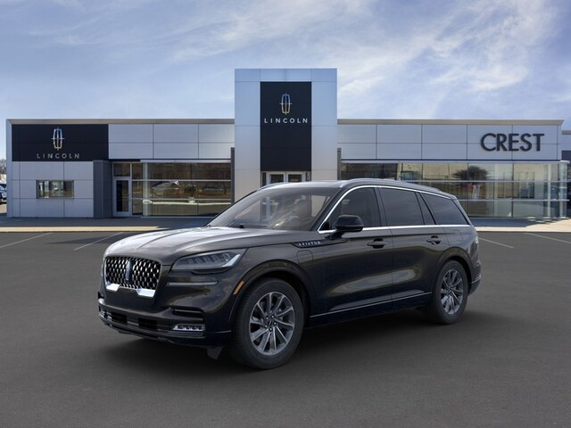 New Lincoln Cars Suvs For Sale In Sterling Heights Mi