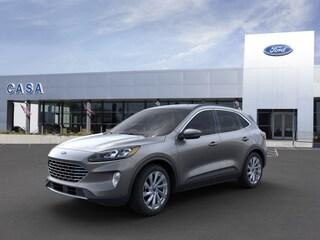 2021 Ford Escape Titanium Hybrid SUV