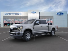 New 2020 Ford F-250 LARIAT Truck Crew Cab 1FT7W2BNXLED65438 in Long Island
