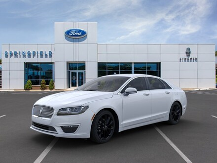 New 2020 Lincoln MKZ Reserve Sedan For Sale in Springfield, PA