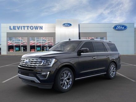 Featured New 2019 Ford Expedition Limited SUV for Sale in Levittown, NY