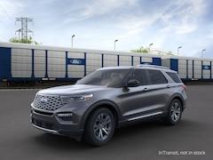 New  2020 Ford Explorer Platinum SUV for sale in El Paso
