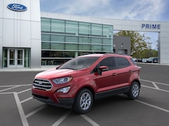 New 2019 Ford EcoSport SE SUV in Auburn, MA