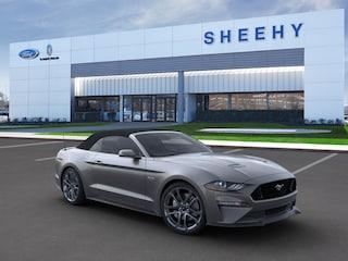 New 2021 Ford Mustang GT Premium Convertible Springfield VA