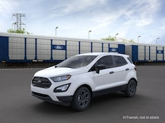New 2021 Ford EcoSport S Crossover