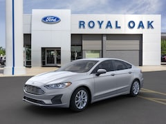 New 2020 Ford Fusion SE Sedan in Royal Oak, MI