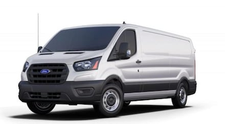 Featured New 2020 Ford Transit Commercial Cargo Van Van Low Roof Van for Sale in Brooklyn, NY