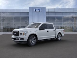 2020 Ford F-150 STX XL 4WD SuperCrew 5.5 Box