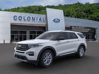 2021 Ford Explorer XLT SUV in Danbury, CT