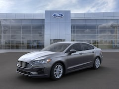 New 2020 Ford Fusion SE Sedan FAL200844 in Getzville, NY