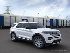 New 2021 Ford Explorer Limited SUV 1FMSK8FHXMGA49441 in Rochester, New York, at West Herr Ford of Rochester