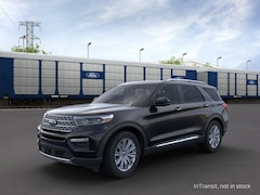 New 2021 Ford Explorer Limited SUV for sale in Holly, MI