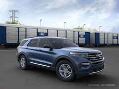 New 2020 Ford Explorer XLT SUV FAE201380 in Getzville, NY