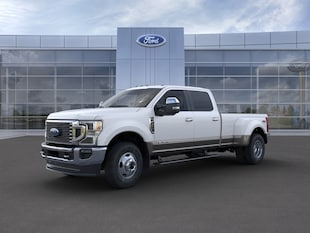 2020 Ford F-350 F-350 King Ranch Truck Crew Cab