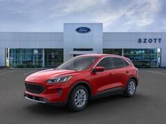 New 2020 Ford Escape SE SUV in Holly, MI