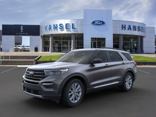 New 2020 Ford Explorer XLT SUV F355985 in Santa Rosa, CA