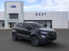 New 2020 Ford EcoSport S SUV Nashua, NH