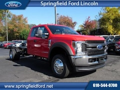 New Ford 2019 Ford F-450 Chassis Commercial-truck For sale near Philadelphia, PA