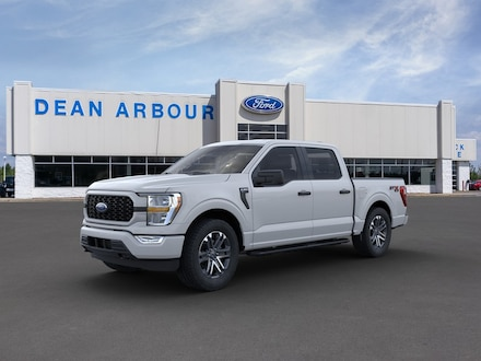 Featured New 2021 Ford F-150 XL Truck for Sale in West Branch, MI