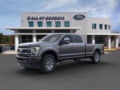 2020 Ford F-350 Platinum Truck Crew Cab