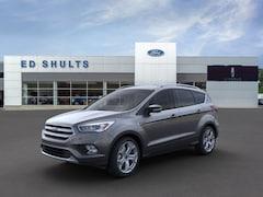 New 2019 Ford Escape Titanium SUV in Jamestown, NY